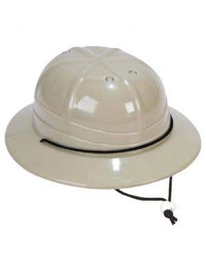 Safari Kid's Plastic Pith Helmet Costume Hat