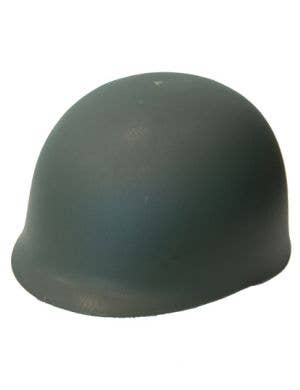 Deluxe Army Green Solider Costume Accessory Helmet