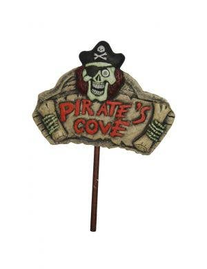 Light Up Pirate's Cove Halloween Decoration