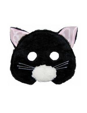 Kitty Cat Animal Mask Costume Accessory