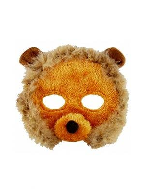 Plush Lion Animal Mask Costume Accessory