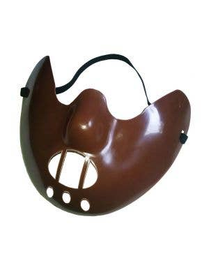 Hannibal Lector Cannibal Restraint mask in Brown Image 1