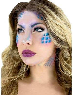Mermaid Special FX Stencil Makeup Kit