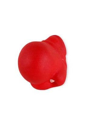 Red Honking Clown Nose Costume Accessory
