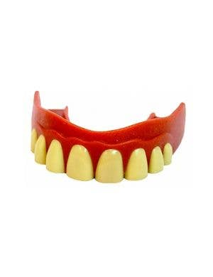 Gum Scrum Novelty Teeth Mouth Guard Costume Accessory