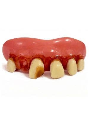 Novelty Demon Dentist Horror Teeth Costume Accessory