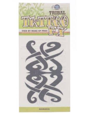 Tinsley Transfers Ying and Yang Good vs Evil Temporary Tattoo-Main Image