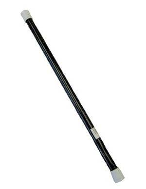 Black And White Wizard Magical Magician Wand Costume Accessory