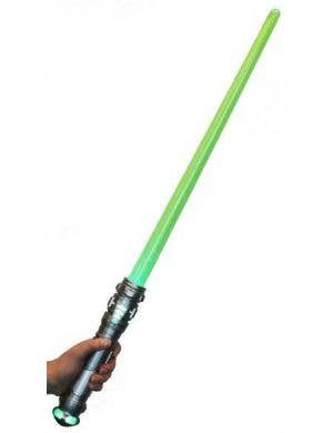 Light Up Green Lightsaber Costume Accessory