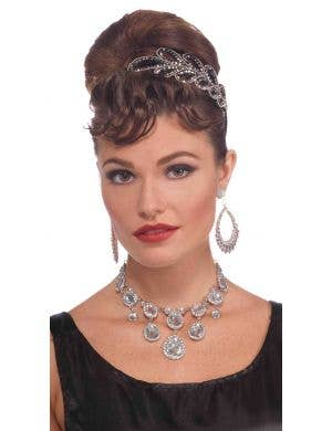 Glamour Hollywood Necklace Accessory Image 1