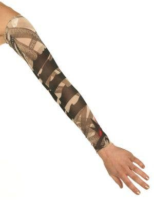 Tattoo Sleeve - Black Fire