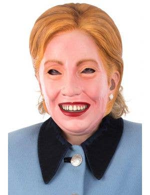 Funny Hillary Clinton Latex Costume Mask