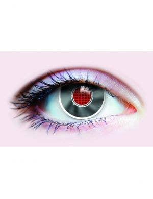 Terminator Grey Cyborg 90 Day Wear Contact Lenses