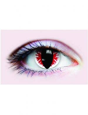 Devil Eyes Horror Contact Lenses