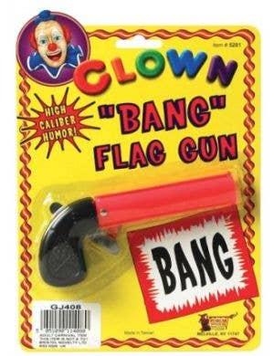 Clown Toy Gun Costume Accessory Main Image