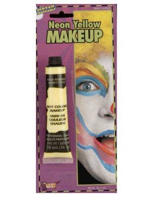 forum Novelties blue cream makeup special-fx - Main Image