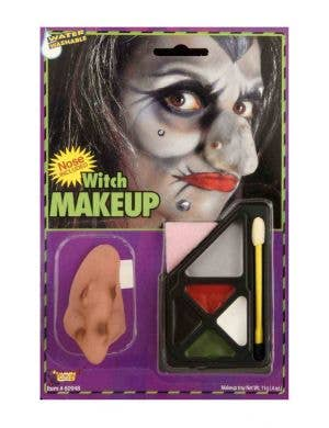 Wicked Witch Halloween Costume Makeup Set