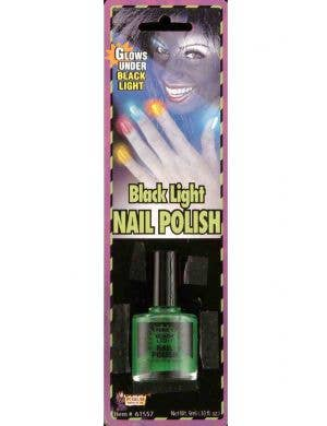 Forum Novelties Pink Blacklight Reactive Special Effects Nail Polish - Main Image