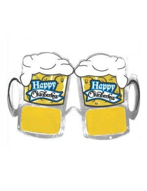 Novelty Beer Glasses Oktoberfest Costume Accessory