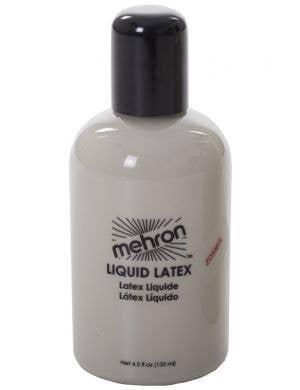 Zombie Grey Coloured Mehron Liquid Latex Special Effects