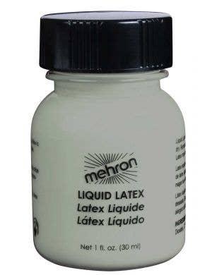 Zombie Grey Coloured 30ml Bottle of Liquid Latex by Mehron
