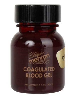 Professional Quality Dark Red Fake Coagulated Blood Gel