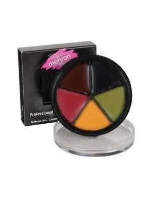 Mehron Bruise Wheel Halloween Special Effects Makeup