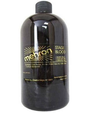 Dark Red Venous Syrup Based Stage Blood - Extra Large 472m