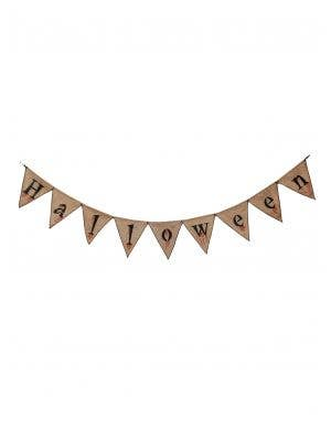 Halloween Bleeding Bunting Decoration