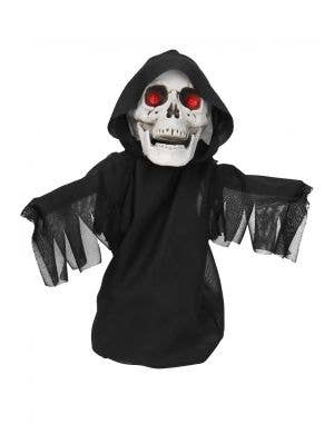 Grim Reaper Light Up Halloween Party Prop that Shakes