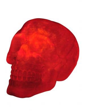 Light Up Giant Skull Halloween Decoration