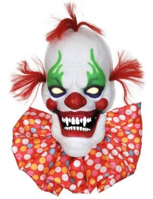 Creepy Clown Talking Halloween Decoration