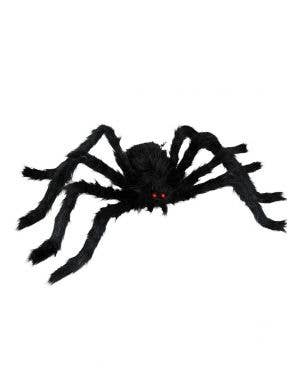 Crepy Hair Black Spider Halloween party Decoration