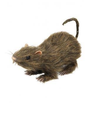 Crepy Hairy Rat Halloween party Decoration