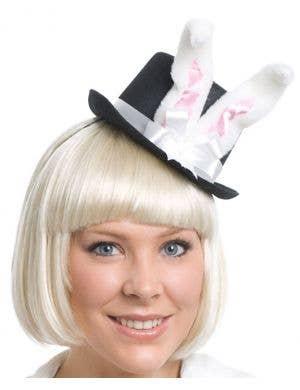 White Rabbit Women's Mini Top Hat