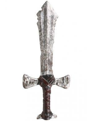 Stone Age Wide Blade Costume Sword