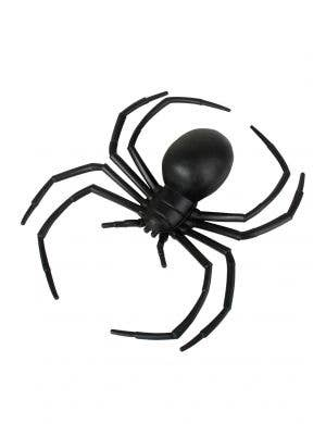 Large Plastic Spider Hanging Halloween Decoration