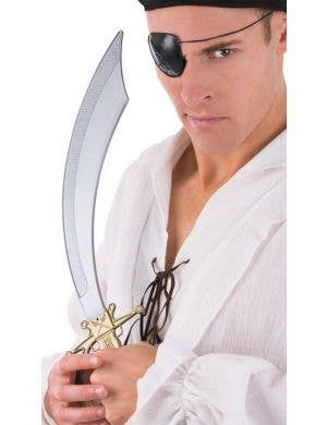 Skull Pirate Sword Cutlass Weapon Prop Main Image
