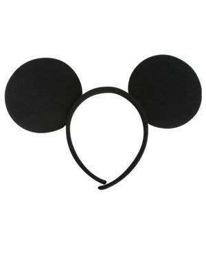 Mickey Mouse Costume Ears on Headband