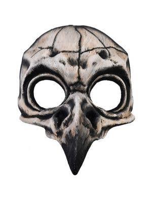 Witch Doctor Bird Skeleton Half Face Halloween Masquerade Mask