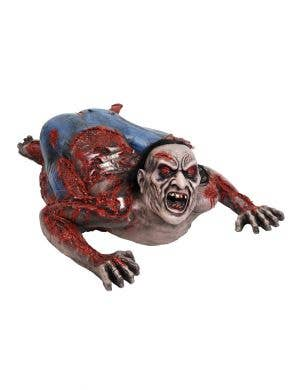 Creepy Crawling Zombie Deluxe Halloween Decoration