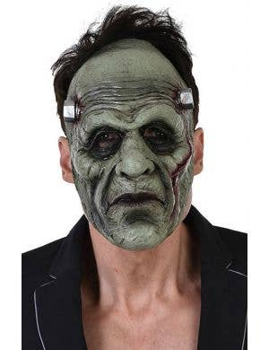Frankenstein Monster Latex Face Halloween Horror Mask