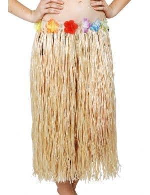 Hawaiian Grass Skirt Costume Accessory