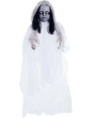 Possessed Light Up Talking Demon Girl Halloween Prop