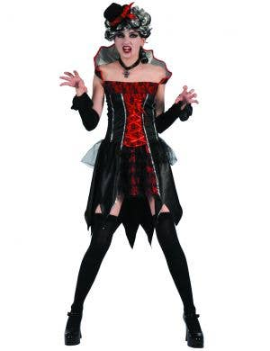 Vampiress Queen Women's Halloween Costume