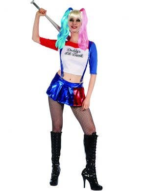 Daddy's Little Devil Sexy Women's Costume