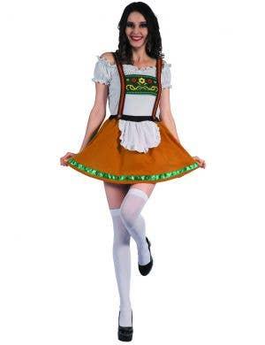 Alpine Beer Girl Oktoberfest Women's Costume