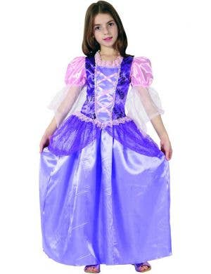 Princess Rapunzel Girl's Book Week Costume
