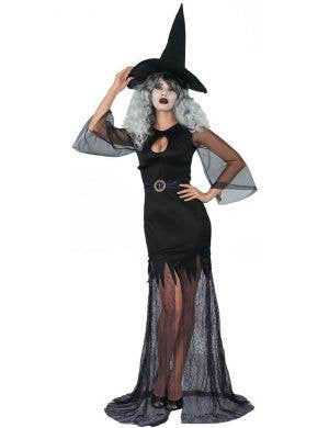 Black Magic Witch Women's Halloween Costume