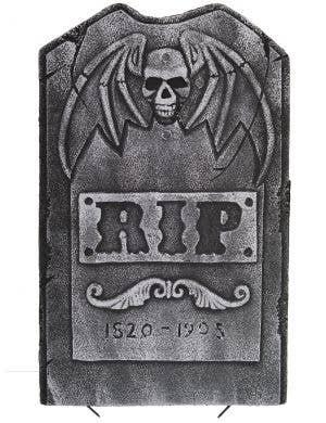 RIP Gargoyle Tombstone Halloween Decoration